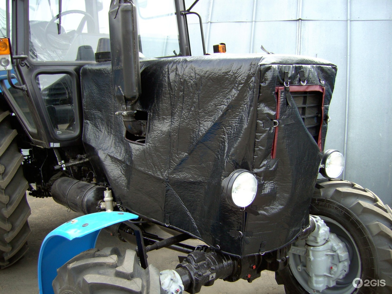 Капот трактора своими руками