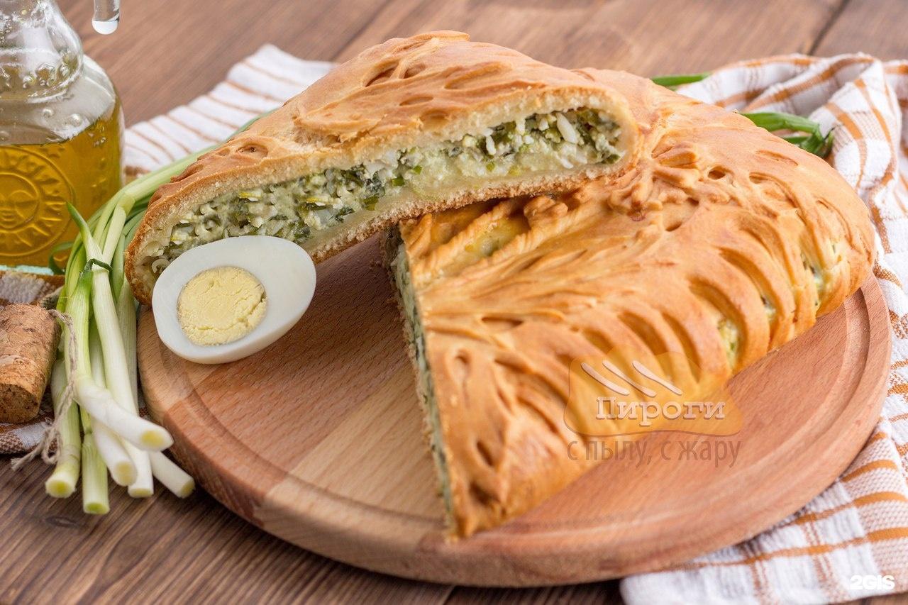Как сделать начинку из зеленого лука с яйцом для пирога