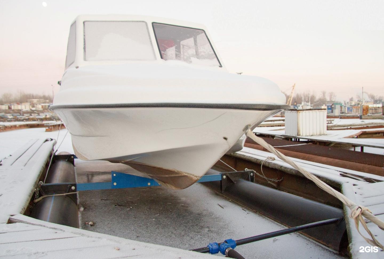 Судоподъемник для хранения катера своими руками 23