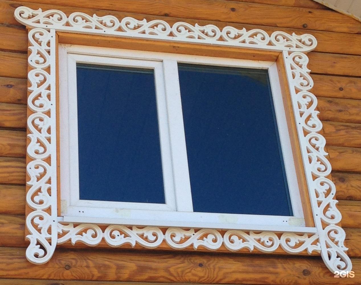 Сделать наличники своими руками на окна