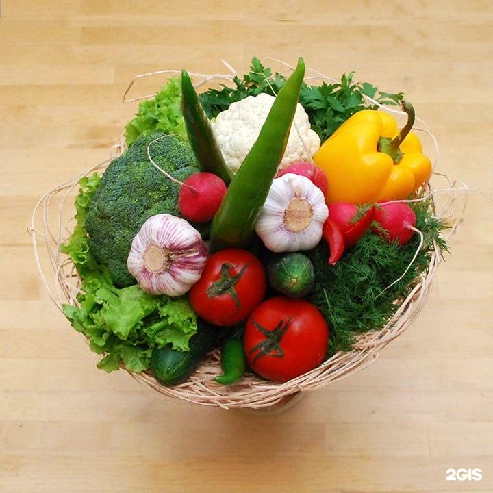 Букеты из овощей и цветов своими руками 708
