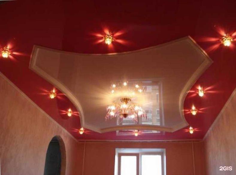 Как сделать светильник своими руками на потолок