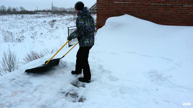 Лопата для уборки снега, скребки для быстрой чистки территории 93