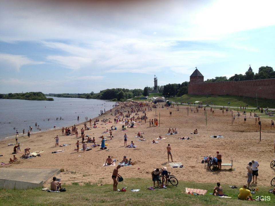 Нудисты Новгорода