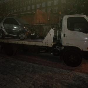 Фото от владельца Эвакуатор СПб, служба эвакуации автомобилей