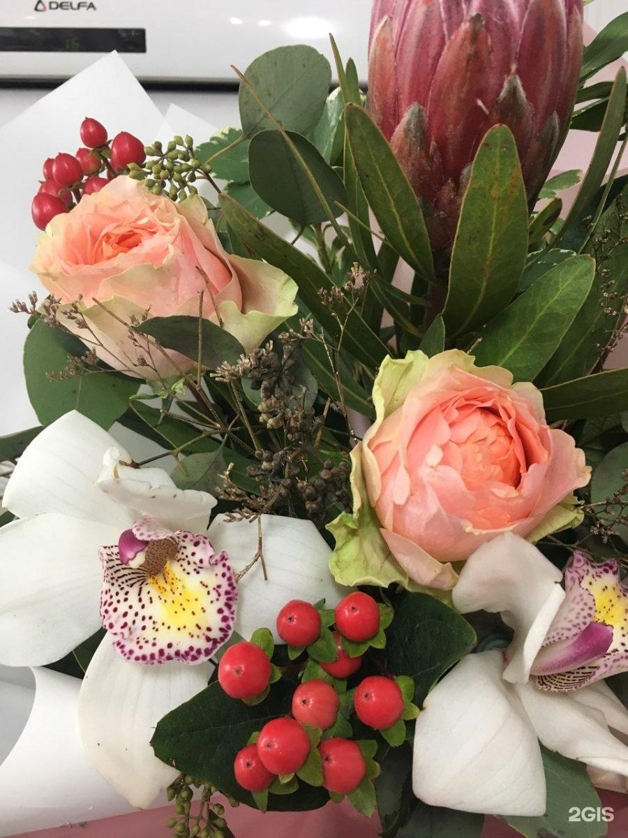 Донецк магазины цветов