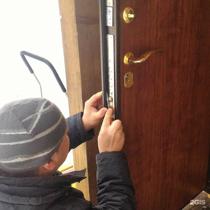 Вскрытие дверей тюмень