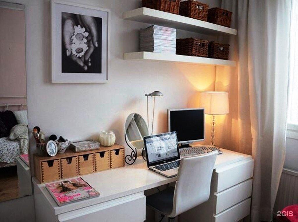 """Уютный домашний кабинет."""" - карточка пользователя valentina.."""