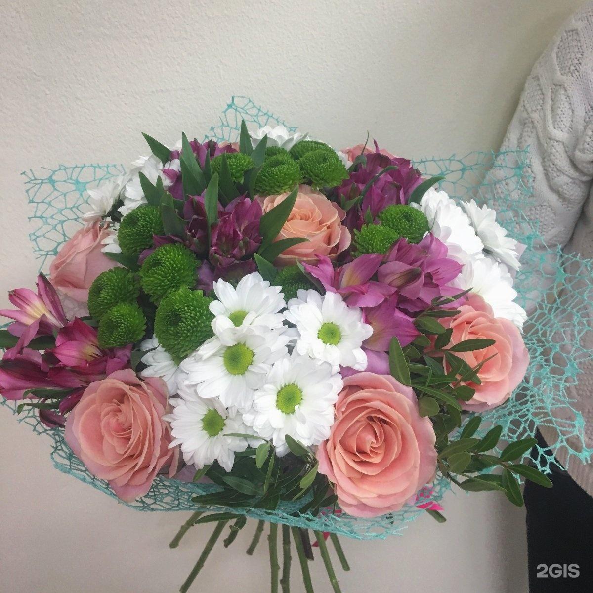 Маленькие букет цветов пермь