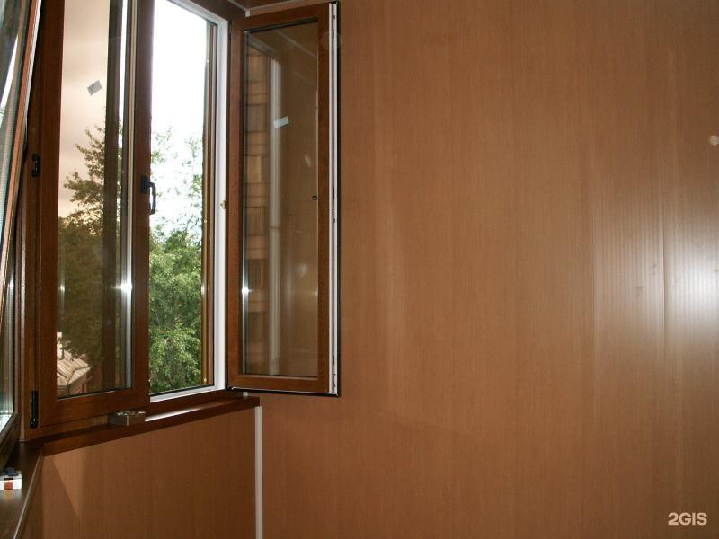 Отделка балконов и остекление лоджий под ключ.