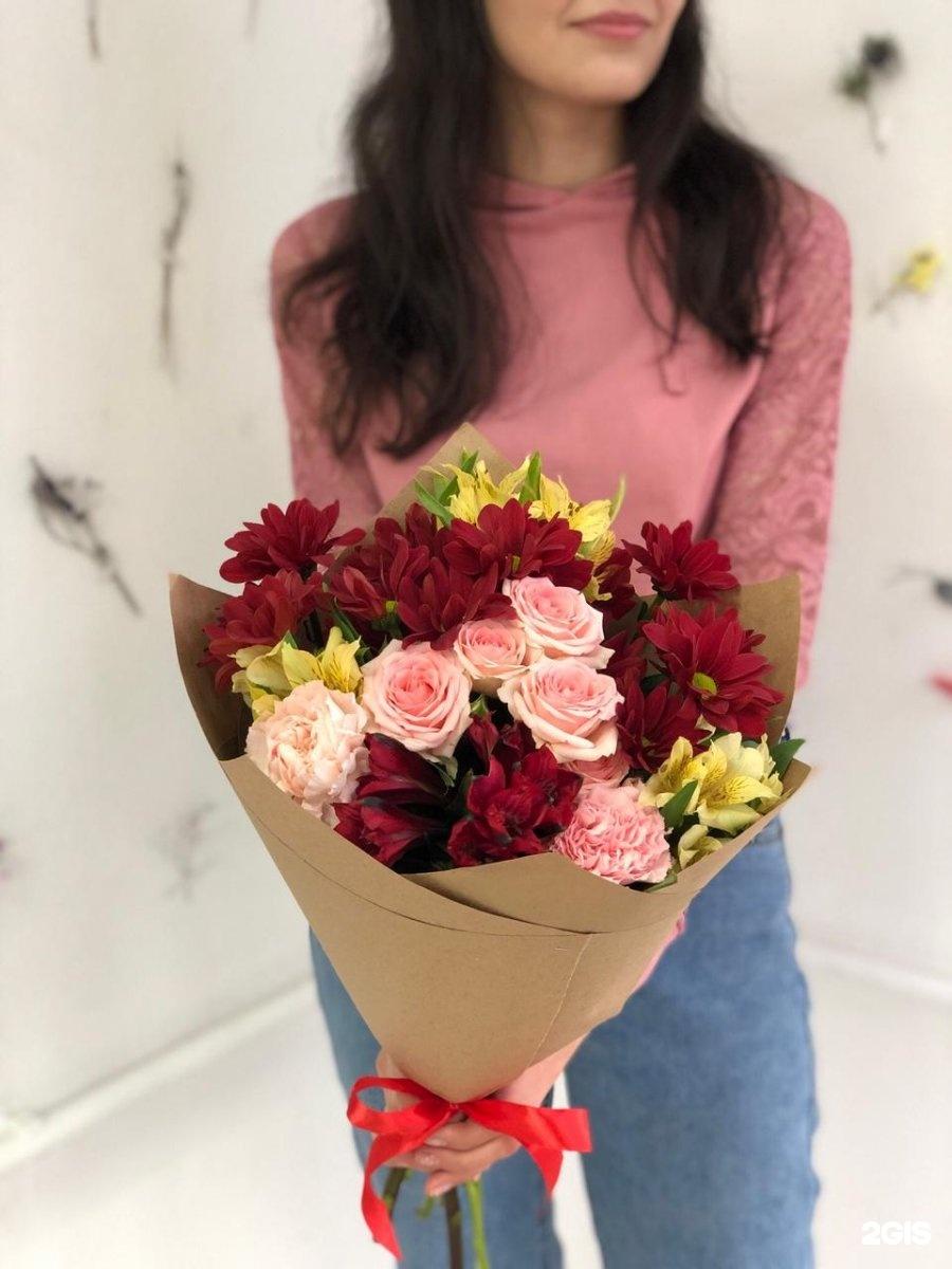Свежие цветов с доставка казань отзывы, букет пионов органзы