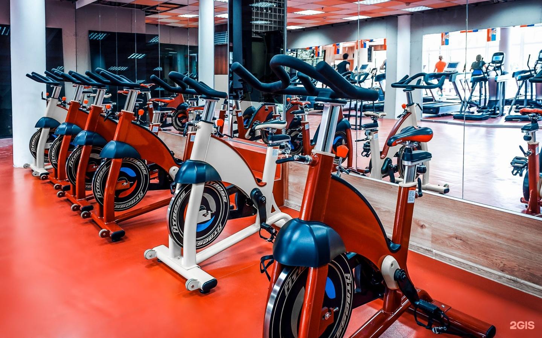 На схеме доступны только те станции, где присутствует выбранный вид спорта.