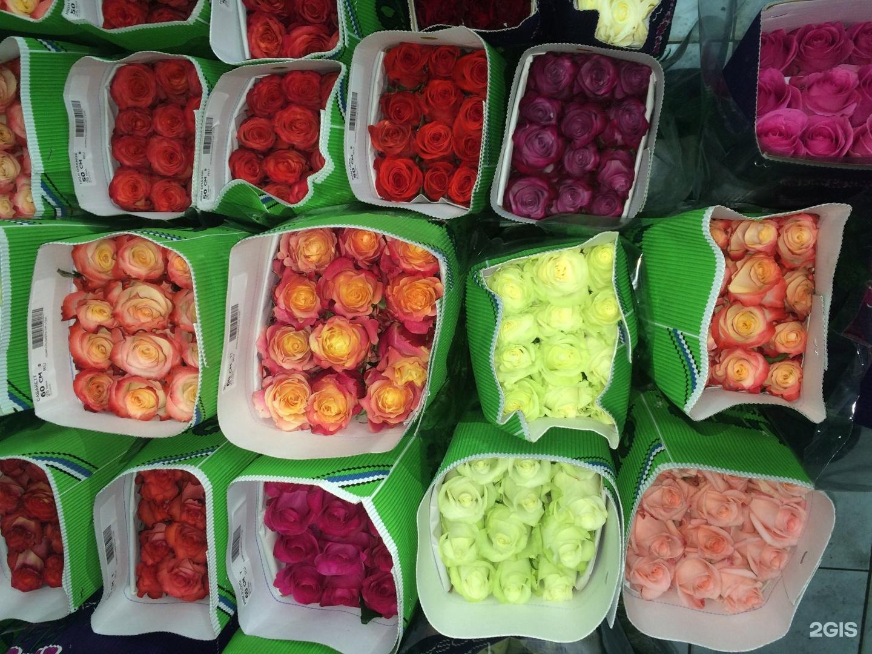 Цветы оптом с доставкой в питере