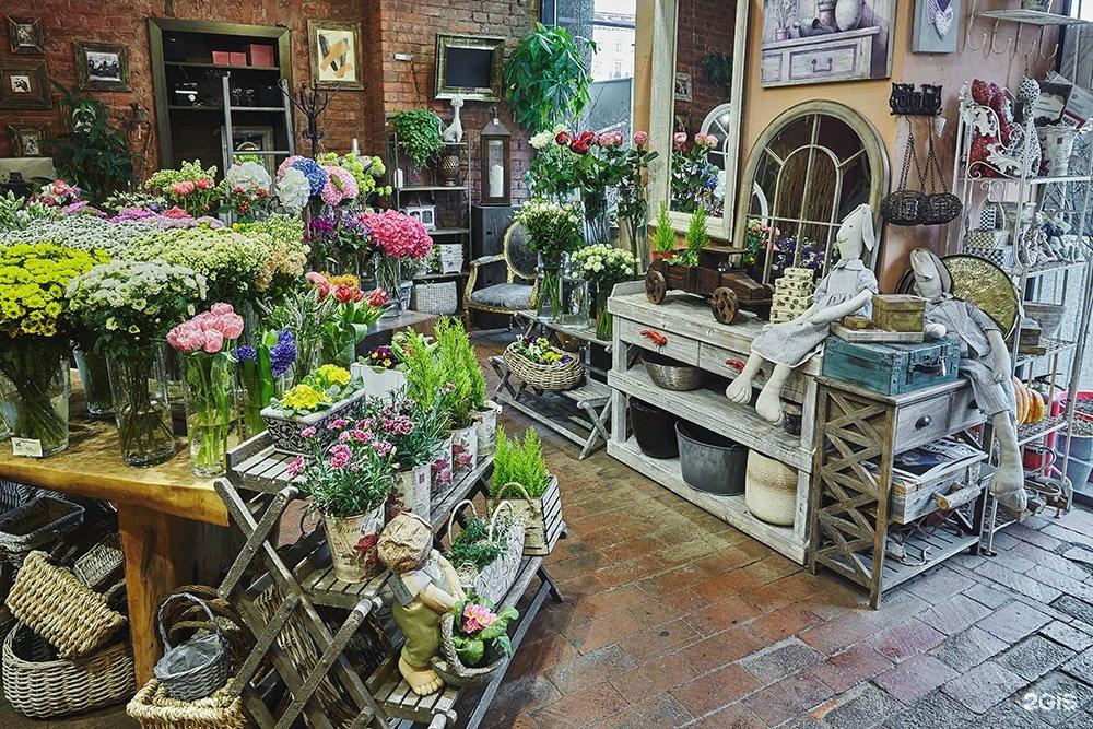 Букет, магазин семь цветов в санкт-петербурге
