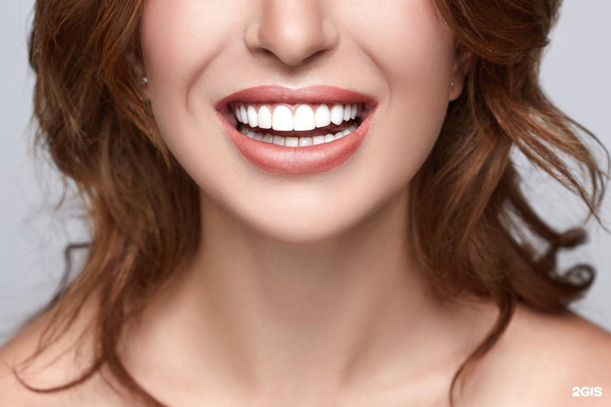 Красивые зубы-повод для гордости.