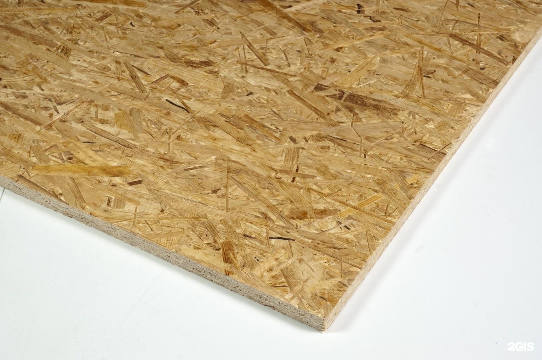 древесно ориентированная плита
