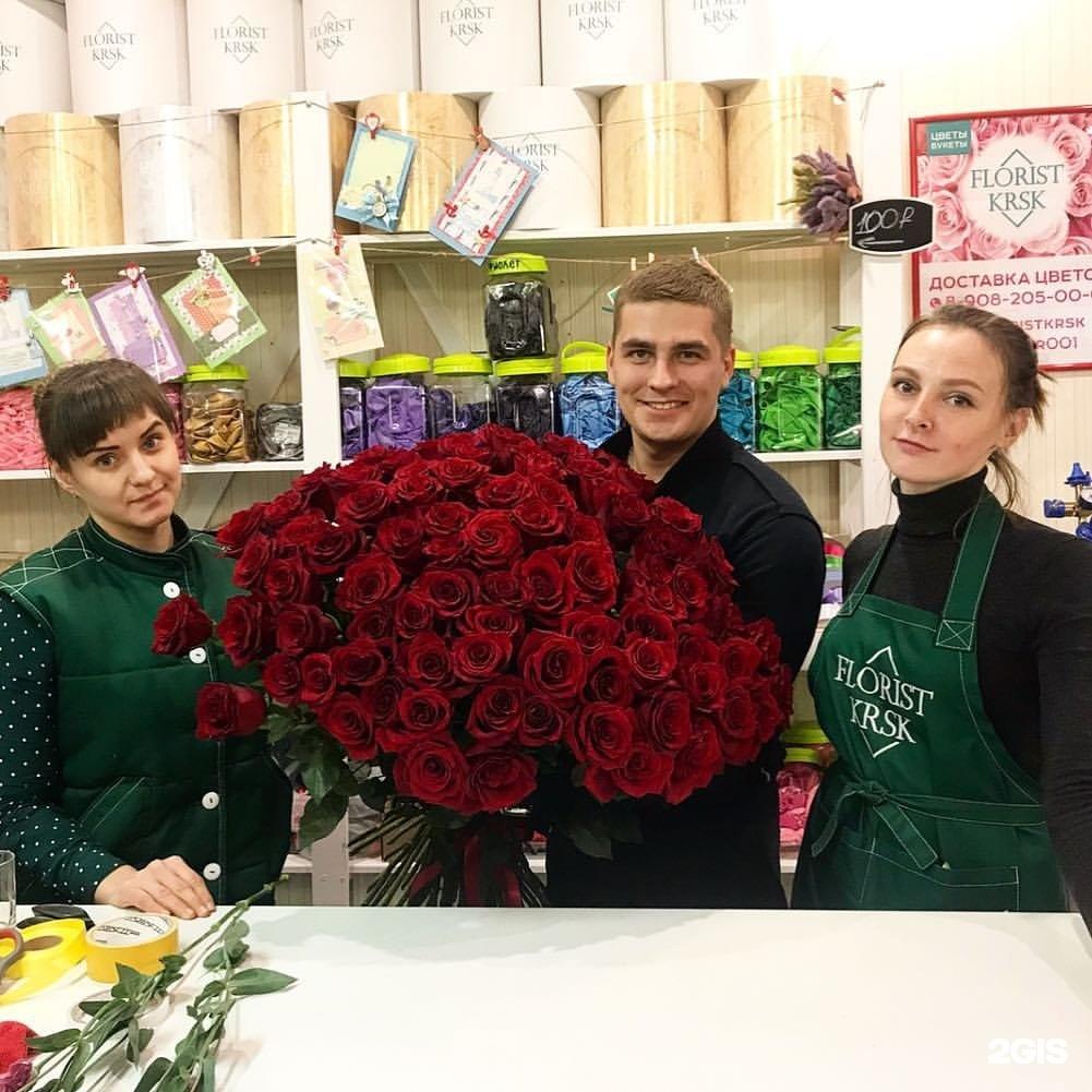Сервис доставки цветов хакер