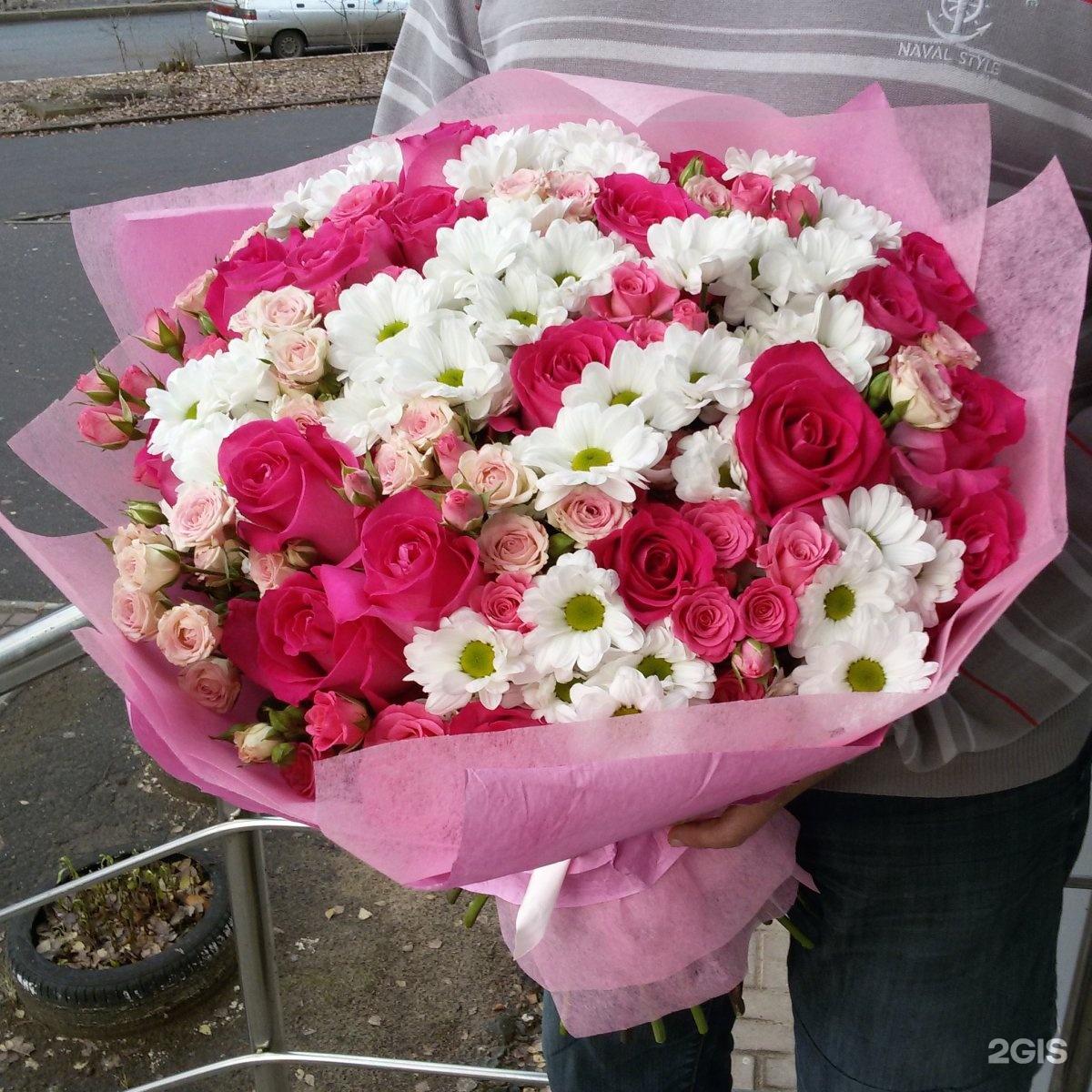 Доставка цветов в саранске отзывы, букет оранжевых роз