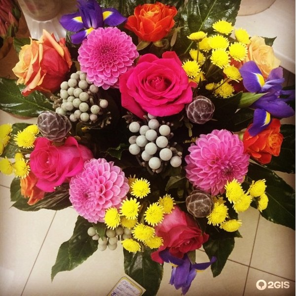 Купить цветы в пятигорске оптом