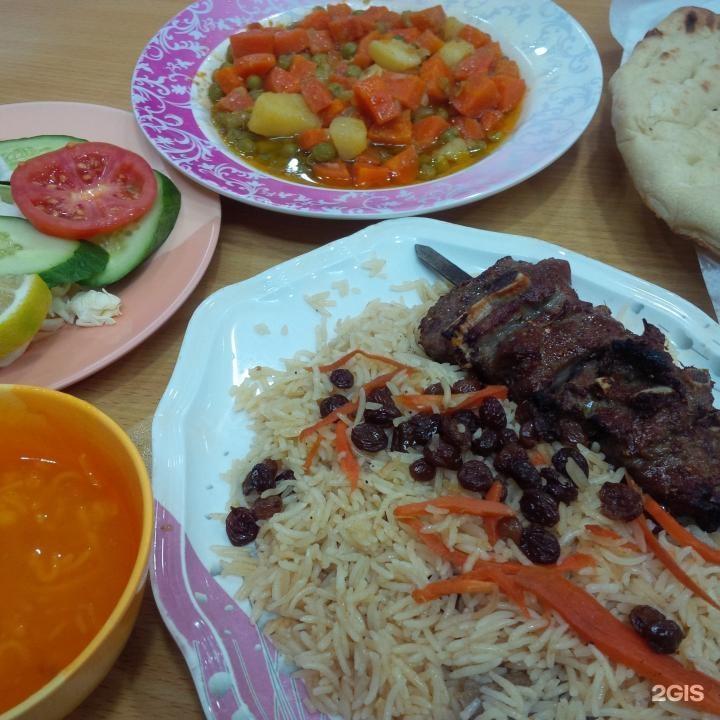 Afghan Kabab House Restaurant Dubai Salalah Hotel 14