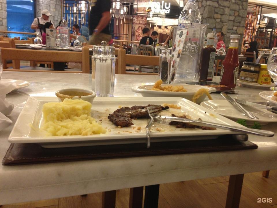 The Butcher Shop & Grill, restaurant, Dubai, Mall of the Emirates