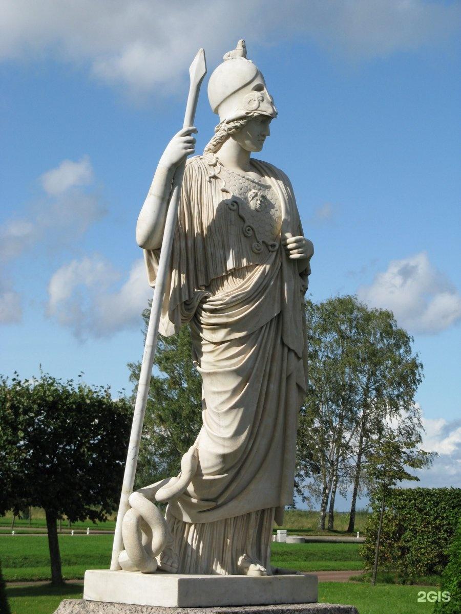 Воробушек для, картинки статуя афины