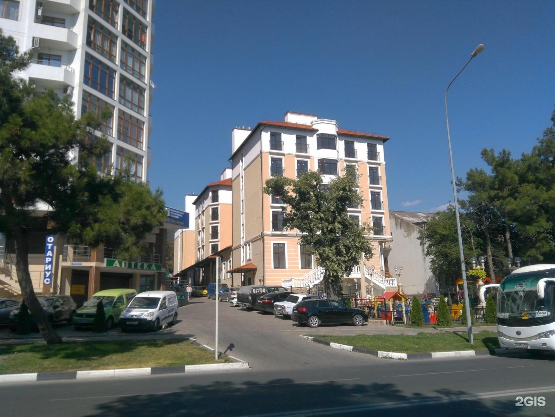 луначарского геленджик фото улица